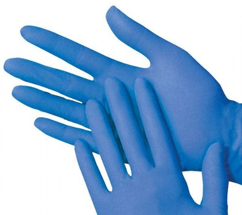 Nitrile Gloves Pack of 100 (50 Pairs)